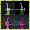 12inch Mothership Cough Percolator Recycler Glass Water Pipe