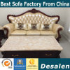New Arrival Royal Style Leather Sofa for Home Furniture (196#)