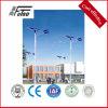 6m-12m Hot DIP Galvanization Park Solar Lamp Post for Sale