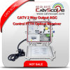 High Performance CATV 2way Output Agc Control FTTH Optical Receiver