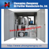 Double-Stage Vacuum Transformer Oil Refinery Machine