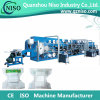 High Quality Semi-Automatic Baby Diaper Production Equipment with CE Certification