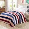 Cheap Super Soft Digit Print Flannel Fleece Blanket