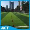 Straight PE Football Artificial Grass Yarn, Soccer Turf Y50