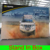 30FT Aluminum PVC Graphics Backdrop Banner Display Stand for Exhibition