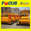 Js500 Twin-Shaft Concrete Mixer with Low Price