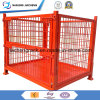 Collapsible and Foldable Metal Steel Wire Mesh Pallet Cage