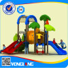 Custom Made Spiral Plastic Slide Outdoor Playground