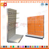 Customized Aluminium Alloy Groove Supermarket Convenience Wall Shelving Shelf (Zhs600)