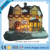 Micro Resin Miniature Mini House Villa Garden Decoration