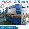 WC67Y-300X3200 hydraulic steel plate bending folding press brake machine