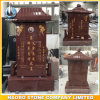 Chinese Monument Asian Style Headstone Roof Design