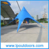 Outdoor Double Pole Party Twin Star Shade Canopy Tent