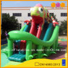 Lizard Theme Inflatable High Slide for Kids (AQ1150)