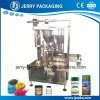 Automatic Tea Powder Bottled Bottle Bottling Filling Capping Machine