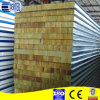Building Material Prefabricated House Rockwool Sandwich Wall Panel