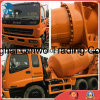 Used Isuzu Concrete Mixer Truck-Japan 25ton Original 10cylinders-10PE1-360HP-Enigne Turbocharged/Aftercooled Isuzu