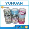 Colored Printing Fabric Adhesive Tape