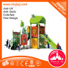 Backyard Outdoor Playground Slides Equipment Playsets in Park