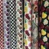 Fashion Desin Embossed Floral Leather for Handbag (1095)
