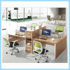 Height Adjustable Office Boss Computer Table for Open Space