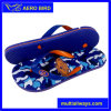 Fashion Print Unisex PE Slipper Flip Flop for Men
