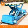 on Track Electric Hydraulic Scissor Aerial Work Lift Platform (SJY0.5-1.1)