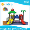 New Design Supplier Castle Playground Air to Slide Nature Series (FQ-YQ-01202)