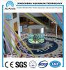 Cylindrical Acrylic Aquarium / Large Transparent Cylindrical Acrylic Aquarium by Customized for Acrylic Aquarium Project