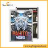 A4 Silver Aluminum Exhibition Snap Frame/Clip Frame