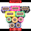 760 PCS Texas Holdem Style / Clay Sticker Poker Chip Set for Gambling Game Ym-Mgbg003