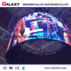 P2.98/P3.91/P4.81/P5.95 Soft/Flexible/Bendable Fixed Round /Circle Indoor LED Display Screen for Advertising/Decoration Commercial Streets, Stores, Hotels