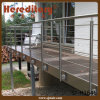 Side Mount Stainless Steel Balustrade for Outdoor Balcony Fence (SJ-H1646)