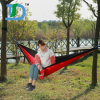 Outdoor Portable 100% Nylon Hammock with Straps and Buckles