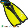 Durable Eco-Friendly Rubber Long Snorkeling Swimming Diving Fin