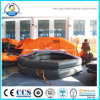 Solas Approved Throw Over Board Liferaft with 10 Person