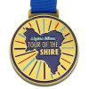 Fashion Promotional Award Metal Running Medal