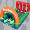 New Finished Inflatable Race Game Inflatable Derby Horse Racing