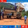 High Efficiency Diesel Gold Mining Machine