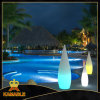 LED Pointed Outdoor Waterproof Floor Lamp (F010)
