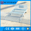 Collapsible Galvanized Steel Wire Containers