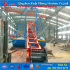 Traditional and New Designed Bucket Chain Dredger