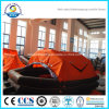 Throw-Over Type 10 Person Inflatable Liferaft