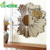 Large Round Art Decorative Venetian Wall Mirror