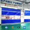 China Supplier High Quality Fast High Speed PVC Rolling Fast Roller Shutter Door for Warehouse Clean Room (Hz-FC008)