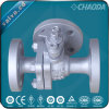 Flanged T Type and L Type Three Way Ball Valve