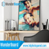 Changeable HD Photo Panel Metal Printing From Wunderboard
