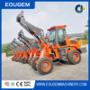 Manufacturer Articulated 1.6ton Hydraulic Oj16 Mini Wheel Loader