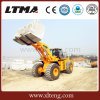 Heavy Trucks 28 Ton Forklift Wheel Loader with Various Quick Coupler