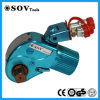 "1 1/2"" Square Drive Hydraulic Impact Wrench with Sockets"